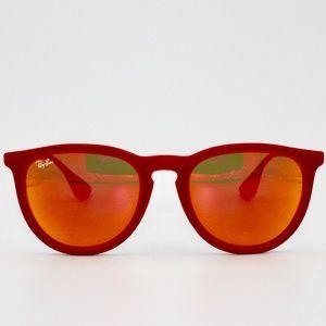 Ray Ban Sunglasses RB 4171 Erika 6076/60 3N Velvet